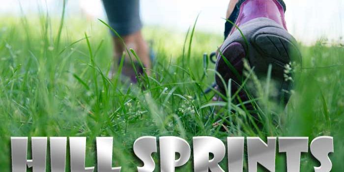 how does hill sprints increase power