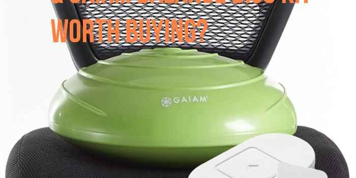 Is the Lumo Lift & Gaiam Balance Disc Kit Worth Buying?