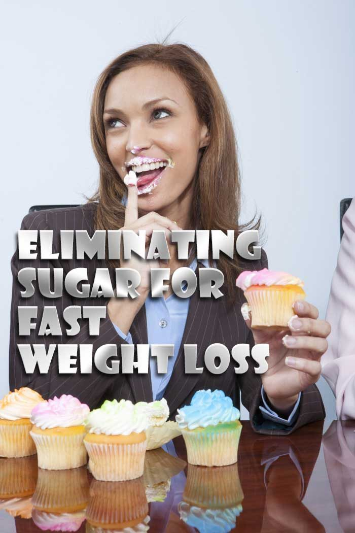 will eliminating sugar help with belly fat