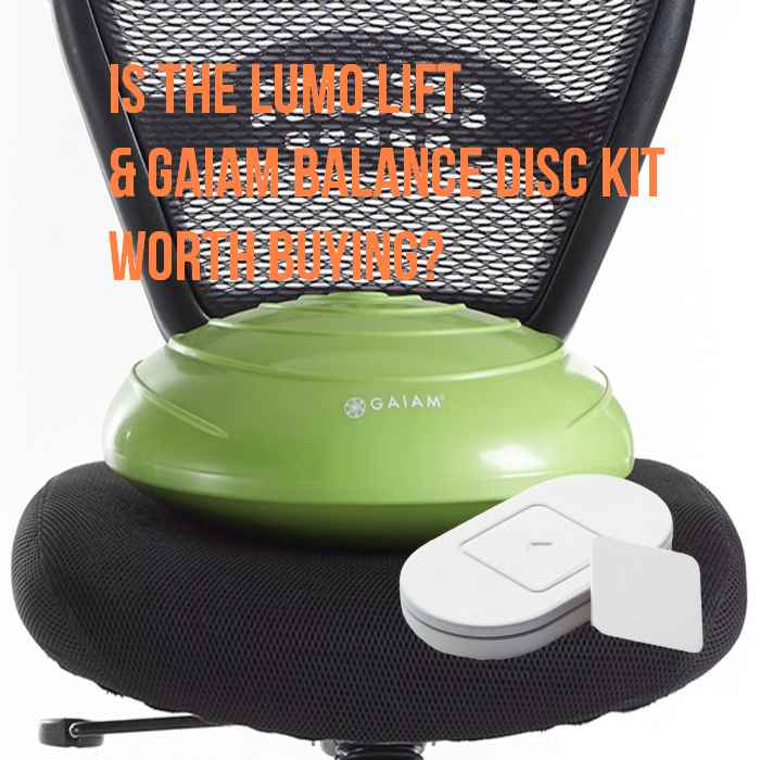 Is the Lumo Lift & Gaiam Balance Disc Kit Worth Buying?