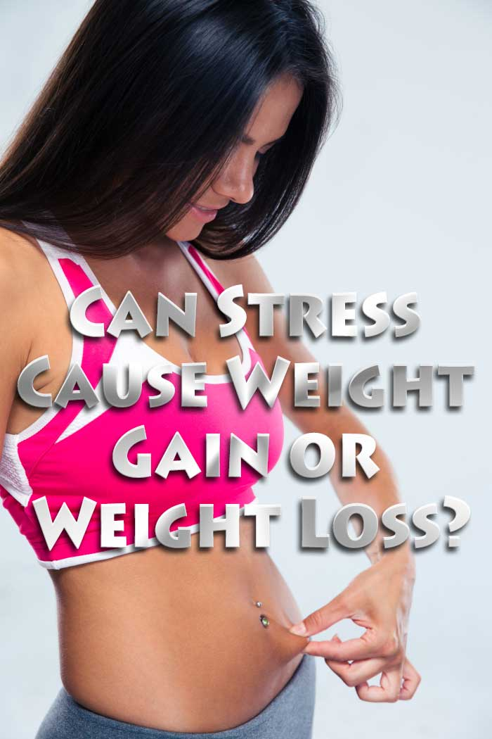 Can Stress Slow Down the Rate at Which You Burn Fat?