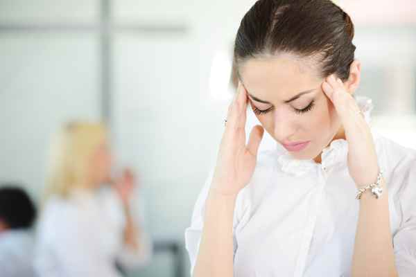 can stress prevent weight loss