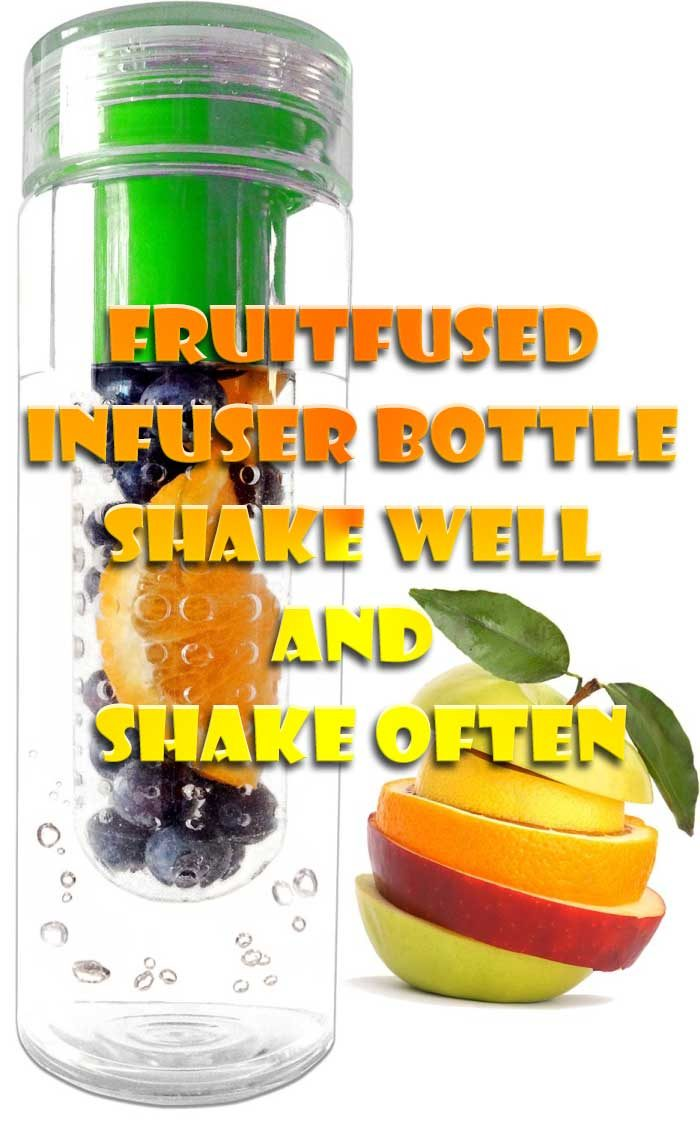 Is the FruitFused Infuser Water Bottle Worth Buying
