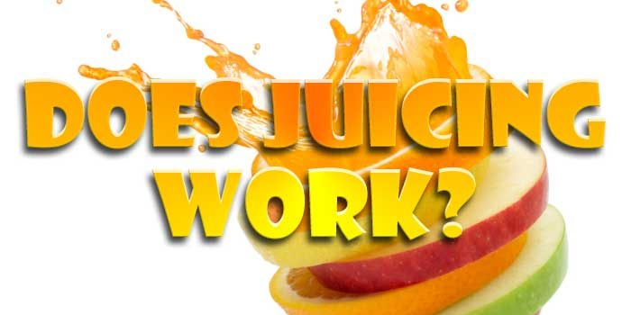 does juicing diet work