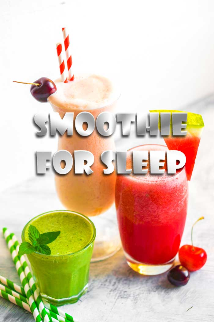 How to Make a Smoothie for Sleep!
