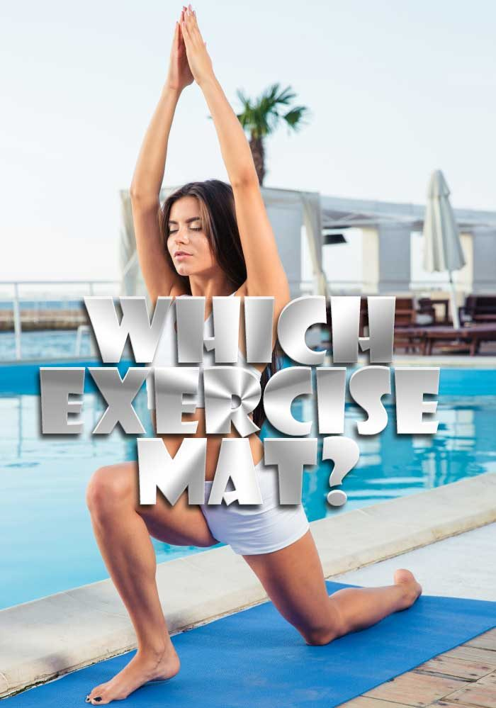 what exercise mat to buy
