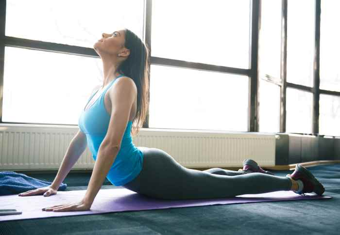 is yoga good for stress and anxiety