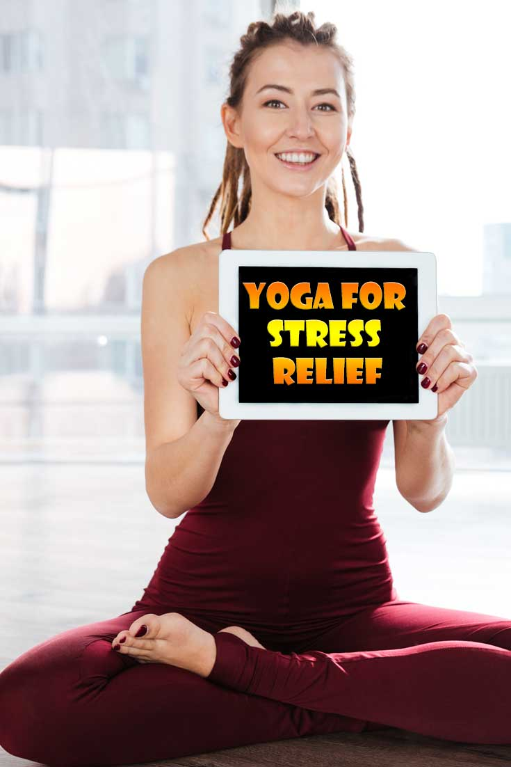 Hatha Yoga Poses For Stress Relief