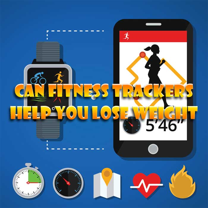 can a fitness tracker help me lose weight