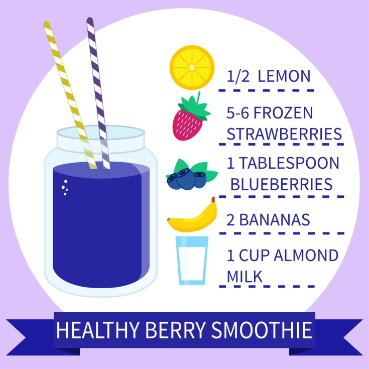Healthy smoothie ideas and recipes, plus everything you need to know about smoothies.