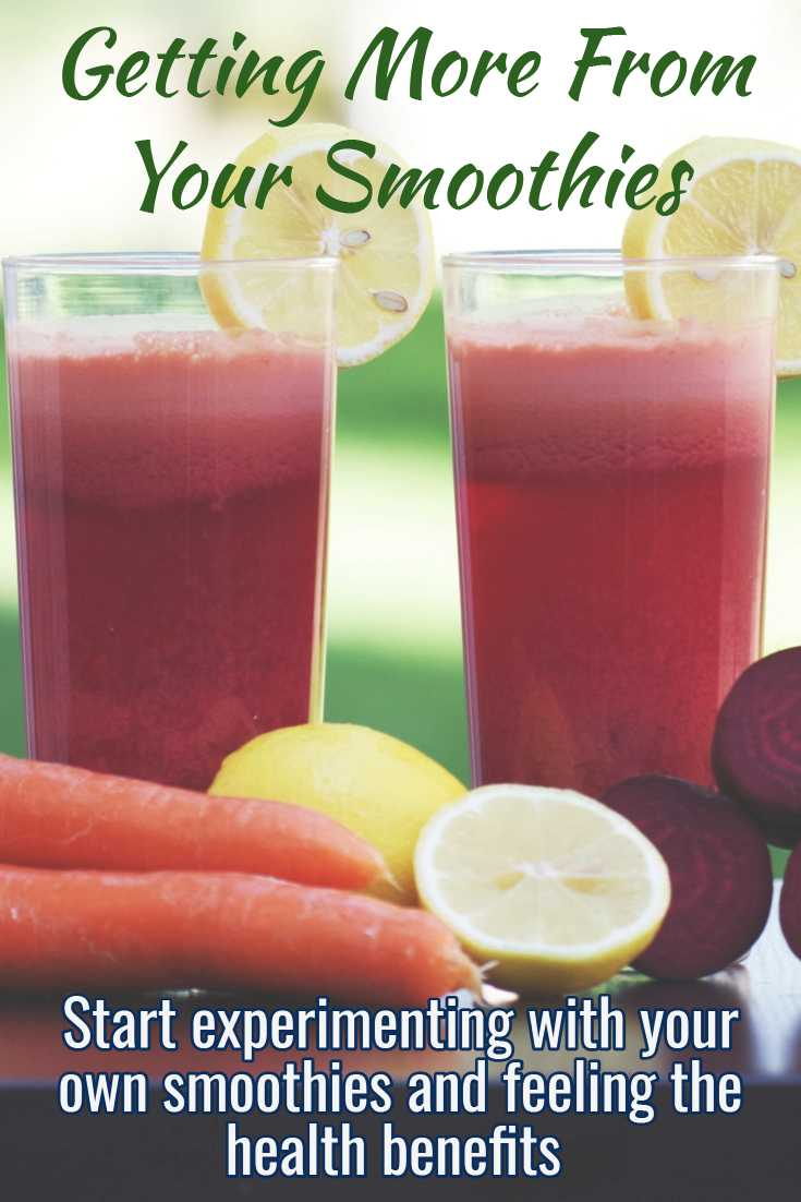 You will end up in a better position if you make the smoothies yourself and you may not spend as much.