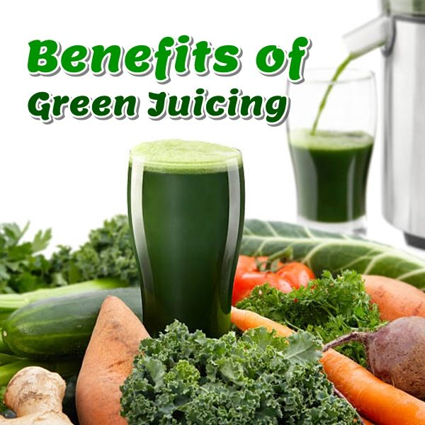 Green juicing, often called vegetable juicing or veggie juicing, mixes many different leafy vegetables with other greens which are then adequately prepared by using a juicer, as opposed to a blender which is used mostly for smoothies.