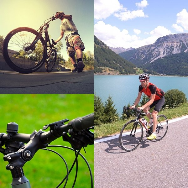 Cycling in nature. If you have an upcoming biking event, and your new to them, you may want to know how to get started on a training plan.
